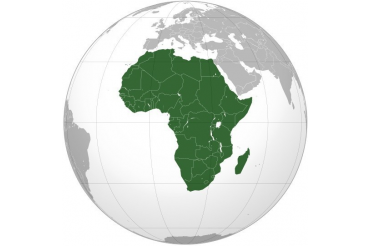Drapele Africa
