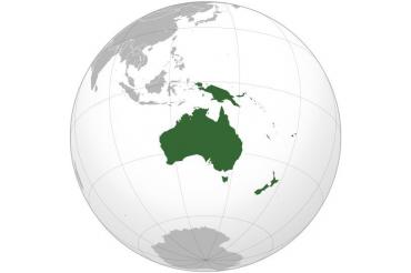 Drapele Oceania